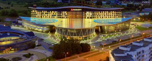 Marriot viesbutis Baltarusija
